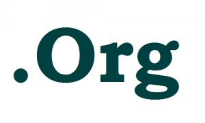 .org domains